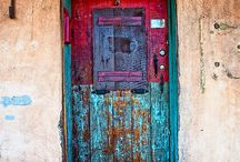 Doors & Pathways / by Inner Affluence