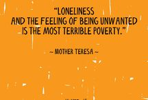Loneliness Quotes & Info