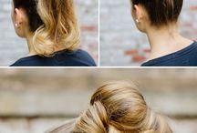 Hair / hair / by Olivia Edelman