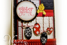 Easter Cards / by Carmen Graham