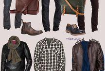 Miesten vaatteet ja kengät