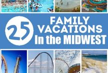 Family Vacation Ideas / by Cozy Cover