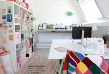kreativ szoba