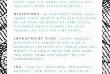 Finances/planning
