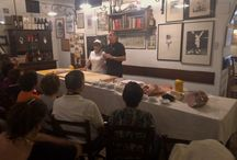 Cooking lesson (August 15, 2013) / Cooking in the company? An experience not to be missed!