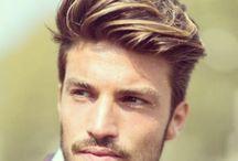 hair men
