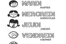 Aprendemos francés.