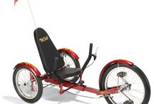 Bikes & Trikes / Adult bicycles & tricycles - ideas to try. (I'm seeking something comfortable & functional for exercise and running errands locally.)