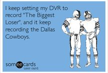 I hate the cowboys / by FutureDoctor Tolbert