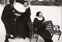 Добрые монахи и монахини
