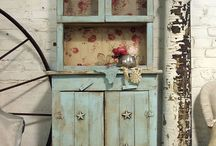 French/Shabby Chic Decor