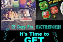 The 21 Day Fix / If you have been thinking about ordering this...contact me first...I would love to work with you in a Private Challenge Group to help you get the results you want!