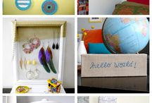 Room and house ideas/diys