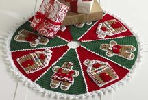 Crochet Corner: Holidays / Crochet Christmas, Easter, Halloween, Thanksgiving, and 4th of July items