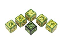 HORDES dice sets / Official Hordes dice produced in cooperation with Privateer Press. We are very proud!
