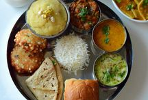 Indian Thali / Indian state recipes