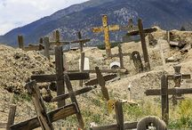 Cemeteries of New Mexico / Sharing the art, beauty and history of the cemeteries of New Mexico