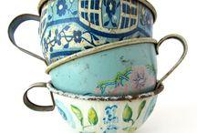 Cups & Teapots