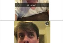 Thomas Sanders / One of the best viners out there.  #RIPVine