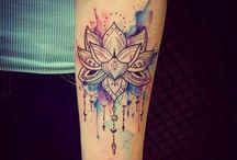 wasser tattoo