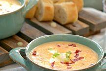 Mad opskrifter / Suppe