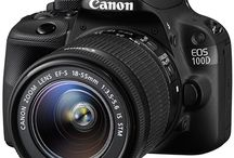 SLR Cameras / The latest SLR cameras ranging between the easiest to afford and professional levels.
