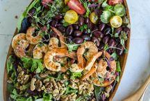 Salads / by Kim Koloski