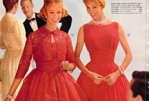 Vintage Holiday Dress Ideas / Vintage dress ideas for this holiday season!