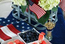 4th of July/Patriotic / by Jennifer Bartholomew