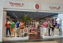 Flagship explorer / Only flagship stores