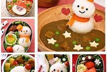 クリスマスfood