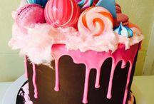 Cake / Katherine Sabbath cakes