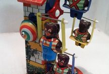Childhood Play Things / All about toys of the past. / by Sherrel