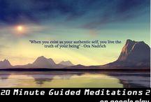 meditation / by Janice Einarson