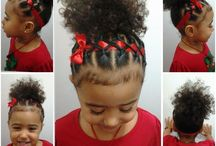 Hair styles for baby girl