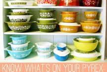 Pyrex / by Vickie Reed