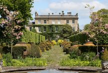 Formal Gardens / A formal garden is an ordered garden laid out in carefully planned geometric and often symmetrical lines.