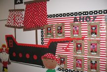 Pirate Classroom / All things to make a great pirate themed room! / by Amber Rausch
