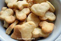 Culinária - Biscoitos e cookies