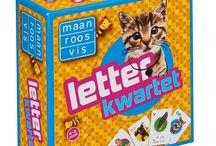 Taalspellen / Leuke taal-, letter-, lees- en spellingspelletjes en oefenboeken