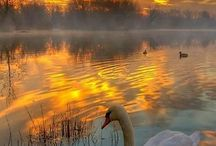 Sunsets and Sunrises - Закаты и Рассветы