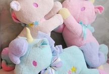 Oh! I want all the stuffies!!!