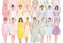 #Pastels SS14 TREND ALERT / To round up what is trending this coming season, Spring's palette is light… Let me introduce pretty Pastels