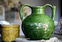 ~Antique  pottery ~