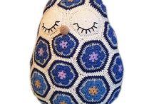 Virkkaus ~ Crocheting /