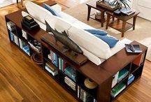 Ideas - Shelving & Cabinetry / by Bill and Stephanie Norman