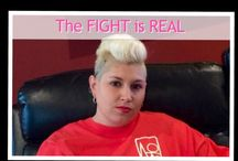 The fight is on / This board has been created for my sister is is fighting a brain tumor your love , support and prayers are much appreciated / by Traci Cantrell