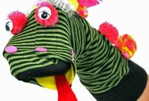 Kay Sock Puppets