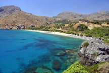 Going around / Places to visit nearby the villa and in Crete!