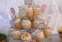 Cupcake e Doces - Festas